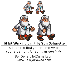 Dr. Light by Son Goharotto.