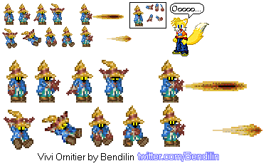 Vivi Ornitier by Bendilin.